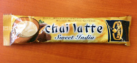 Chai Latte Sweet India Schoko