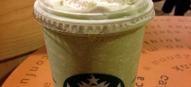 Matcha Green Tea Cream Frappuccino
