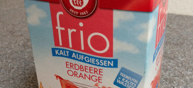 Teekanne Frio - Erdbeer Orange