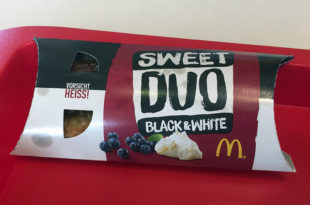 Sweet Duo Black & White-Tasche